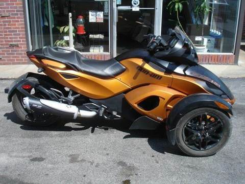 2011 Can-Am SPYDER RS-S 990 for sale at AUTOWORKS OF OMAHA INC in Omaha NE