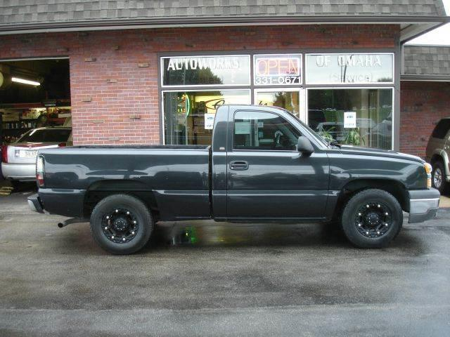 2004 Chevrolet Silverado 1500 for sale at AUTOWORKS OF OMAHA INC in Omaha NE