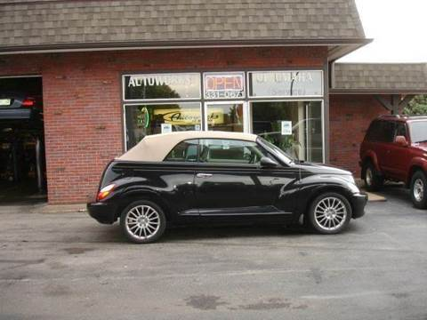 2008 Chrysler PT Cruiser for sale at AUTOWORKS OF OMAHA INC in Omaha NE
