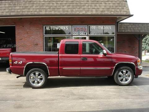 2006 GMC Sierra 1500 for sale at AUTOWORKS OF OMAHA INC in Omaha NE