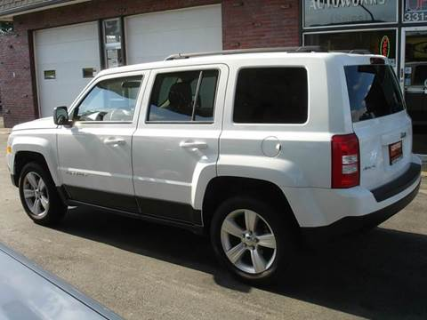 2014 Jeep Patriot for sale at AUTOWORKS OF OMAHA INC in Omaha NE