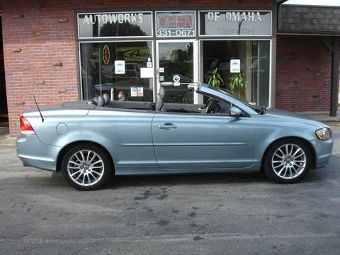 2006 Volvo C70 for sale at AUTOWORKS OF OMAHA INC in Omaha NE