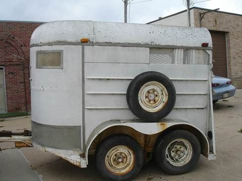 1900 Horse Trailer 2 horse  for sale at AUTOWORKS OF OMAHA INC in Omaha NE