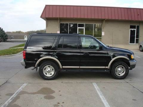 1999 Ford Expedition for sale at AUTOWORKS OF OMAHA INC in Omaha NE