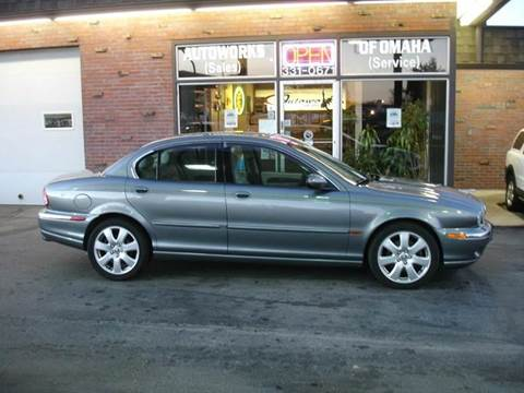 2005 Jaguar X-Type for sale at AUTOWORKS OF OMAHA INC in Omaha NE