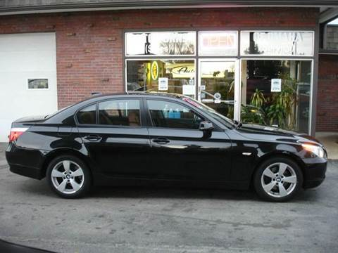 2007 BMW 5 Series for sale at AUTOWORKS OF OMAHA INC in Omaha NE