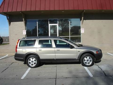 2001 Volvo V70 for sale at AUTOWORKS OF OMAHA INC in Omaha NE