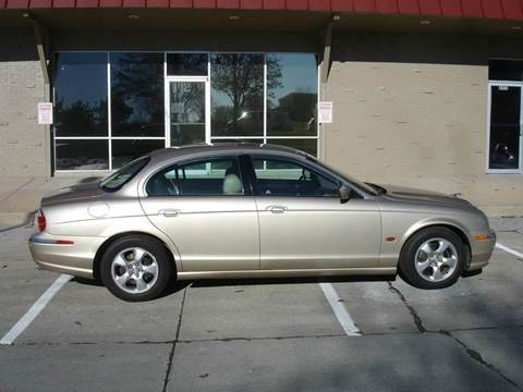 2001 Jaguar S-Type for sale at AUTOWORKS OF OMAHA INC in Omaha NE