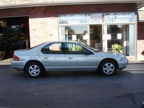 2000 Dodge Stratus for sale at AUTOWORKS OF OMAHA INC in Omaha NE