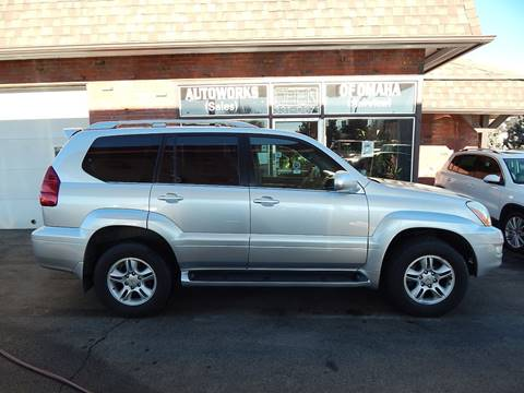 2007 Lexus GX 470 for sale at AUTOWORKS OF OMAHA INC in Omaha NE