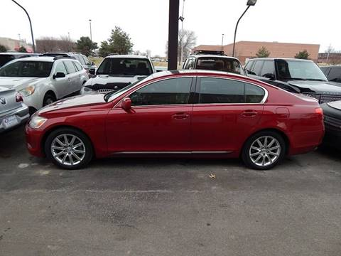 2006 Lexus GS 300 for sale at AUTOWORKS OF OMAHA INC in Omaha NE