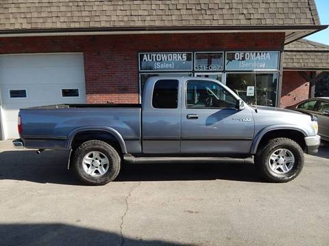 1998 Toyota T100 for sale at AUTOWORKS OF OMAHA INC in Omaha NE