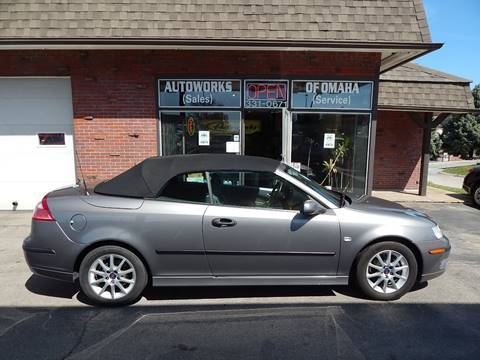 2005 Saab 9-3 for sale at AUTOWORKS OF OMAHA INC in Omaha NE