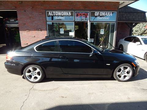 2007 BMW 3 Series for sale at AUTOWORKS OF OMAHA INC in Omaha NE