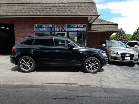 2015 Audi Q5 for sale at AUTOWORKS OF OMAHA INC in Omaha NE