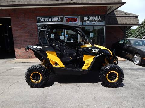 2014 Can-Am Maverick DPS 1000R Extreme for sale at AUTOWORKS OF OMAHA INC in Omaha NE