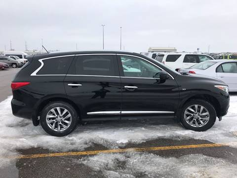 2015 Infiniti QX60 for sale at AUTOWORKS OF OMAHA INC in Omaha NE