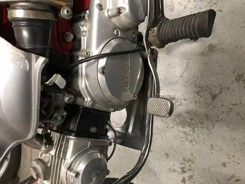 1970 Honda trail 90 ct90k2
