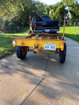 1975 Utility Pole Trailer Utility Pole Trailer for sale at AUTOWORKS OF OMAHA INC in Omaha NE