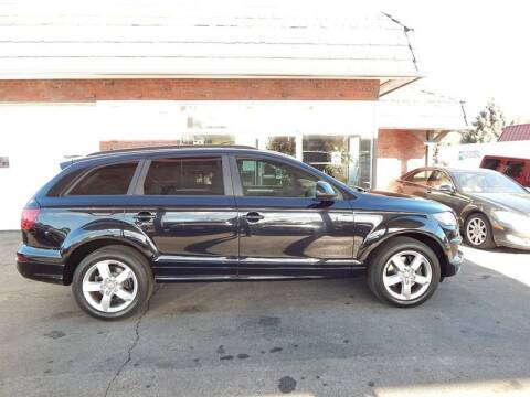 2011 Audi Q7 for sale at AUTOWORKS OF OMAHA INC in Omaha NE