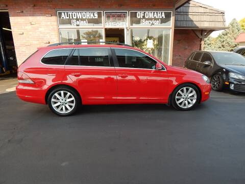 2011 Volkswagen Jetta for sale at AUTOWORKS OF OMAHA INC in Omaha NE
