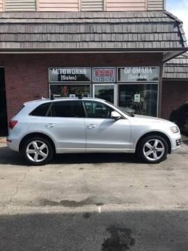 2011 Audi Q5 for sale at AUTOWORKS OF OMAHA INC in Omaha NE
