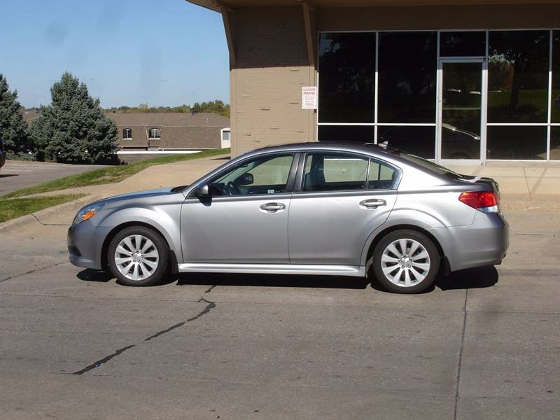 2011 Subaru Legacy for sale at AUTOWORKS OF OMAHA INC in Omaha NE