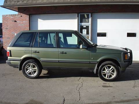 2001 Land Rover Range Rover for sale at AUTOWORKS OF OMAHA INC in Omaha NE