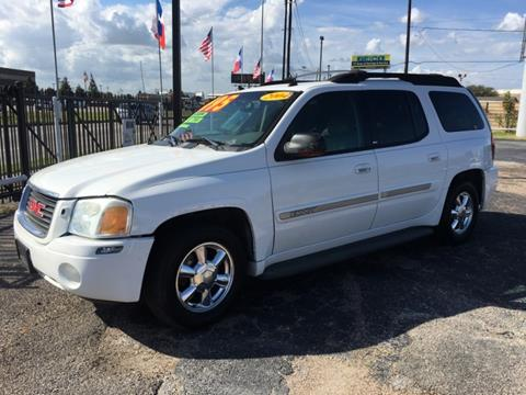 2004 gmc envoy for sale in houston tx. Black Bedroom Furniture Sets. Home Design Ideas