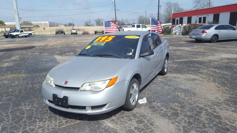 2006 Saturn Ion 2 4dr Coupe Wautomatic In Houston Tx Auto Source Usa