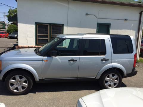2008 Land Rover LR3 for sale in Southwick, MA