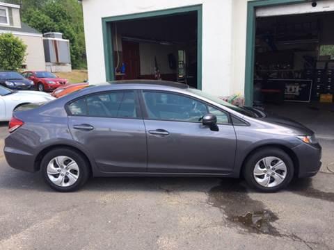 2014 Honda Civic for sale in Southwick, MA