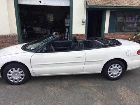 2005 Chrysler Sebring for sale in Southwick, MA