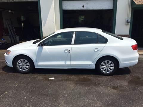 2014 Volkswagen Jetta for sale in Southwick, MA