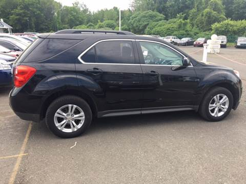 2012 Chevrolet Equinox for sale in Southwick, MA