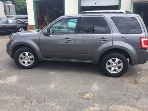 2010 Ford Escape for sale in Southwick, MA