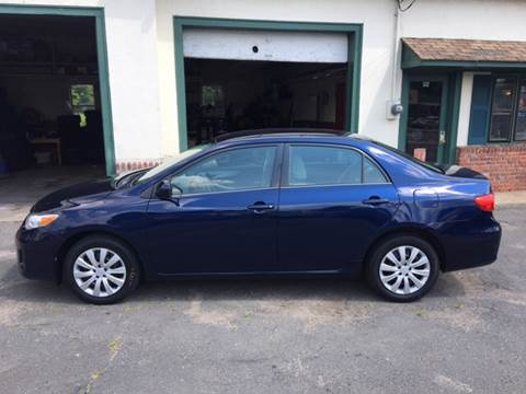 2013 Toyota Corolla for sale in Southwick, MA