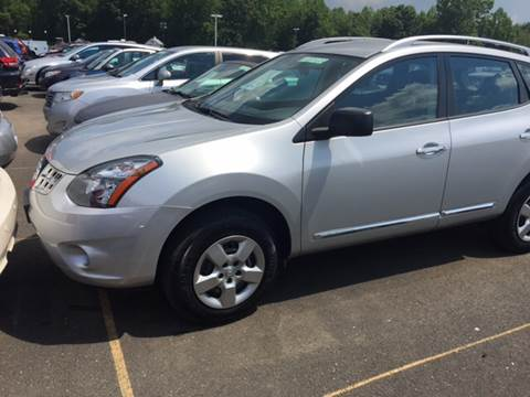 2015 Nissan Rogue Select for sale in Southwick, MA