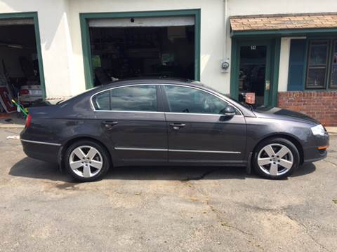 2008 Volkswagen Passat for sale in Southwick, MA