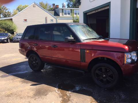 2005 Land Rover Range Rover for sale in Southwick, MA