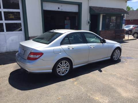 2008 Mercedes-Benz C-Class for sale in Southwick, MA
