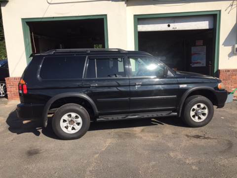2003 Mitsubishi Montero Sport for sale in Southwick, MA