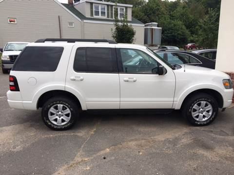 2010 Ford Explorer for sale in Southwick, MA
