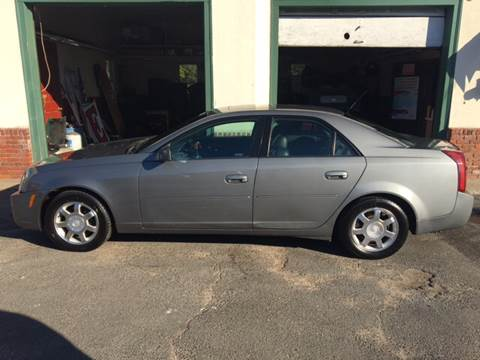 2004 Cadillac CTS for sale in Southwick, MA