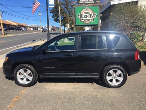 2011 Jeep Compass for sale in Southwick, MA