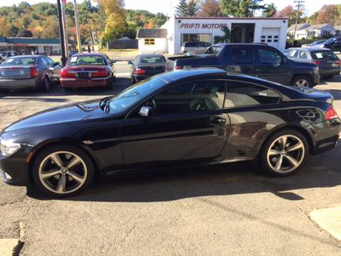 2008 BMW 6 Series for sale in Southwick, MA