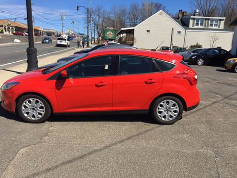 2012 Ford Focus for sale in Southwick, MA