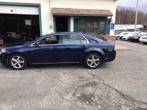2011 Chevrolet Malibu for sale in Southwick, MA