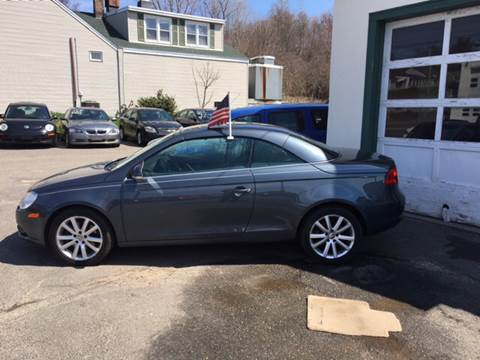 2007 Volkswagen Eos for sale in Southwick, MA