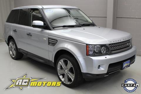2011 Land Rover Range Rover Sport for sale in Eden Prairie, MN